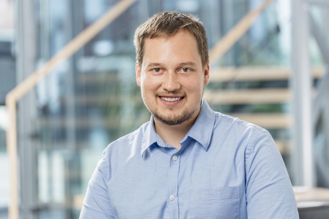 Karriere: Ansprechpartner Stefan Grabner   BAUR GmbH